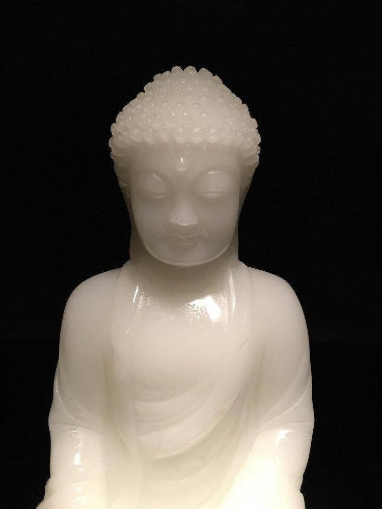 Fine Peiking Glass Buddha - 2