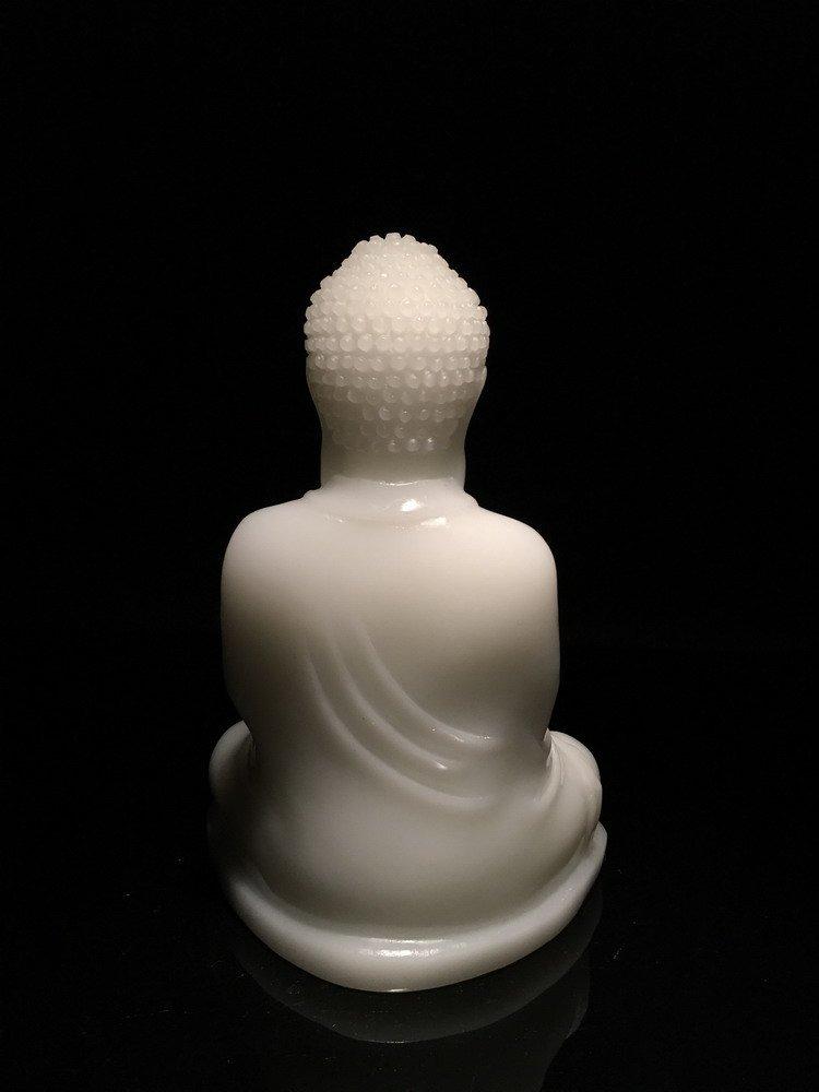 Fine Peiking Glass Buddha - 5