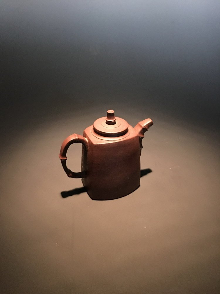 Fine Chinese Yixing Teapot - 2
