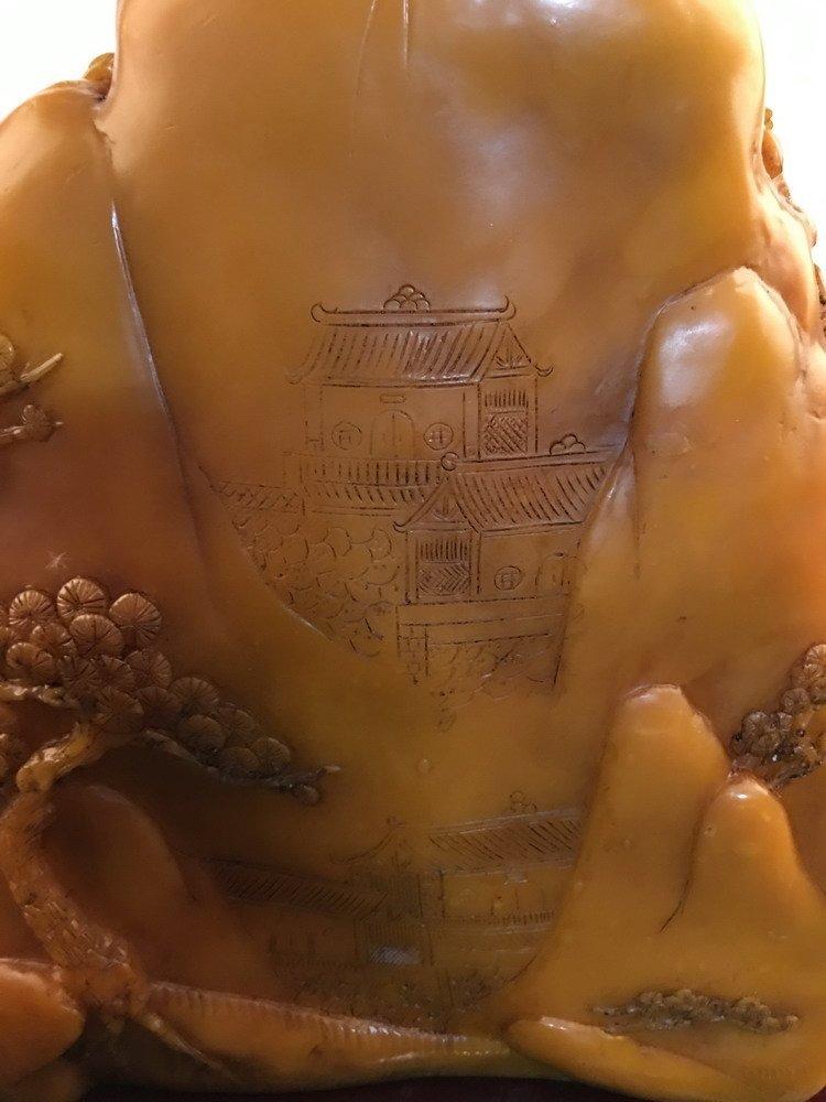Chinese Shoushan Stone Carving - 8