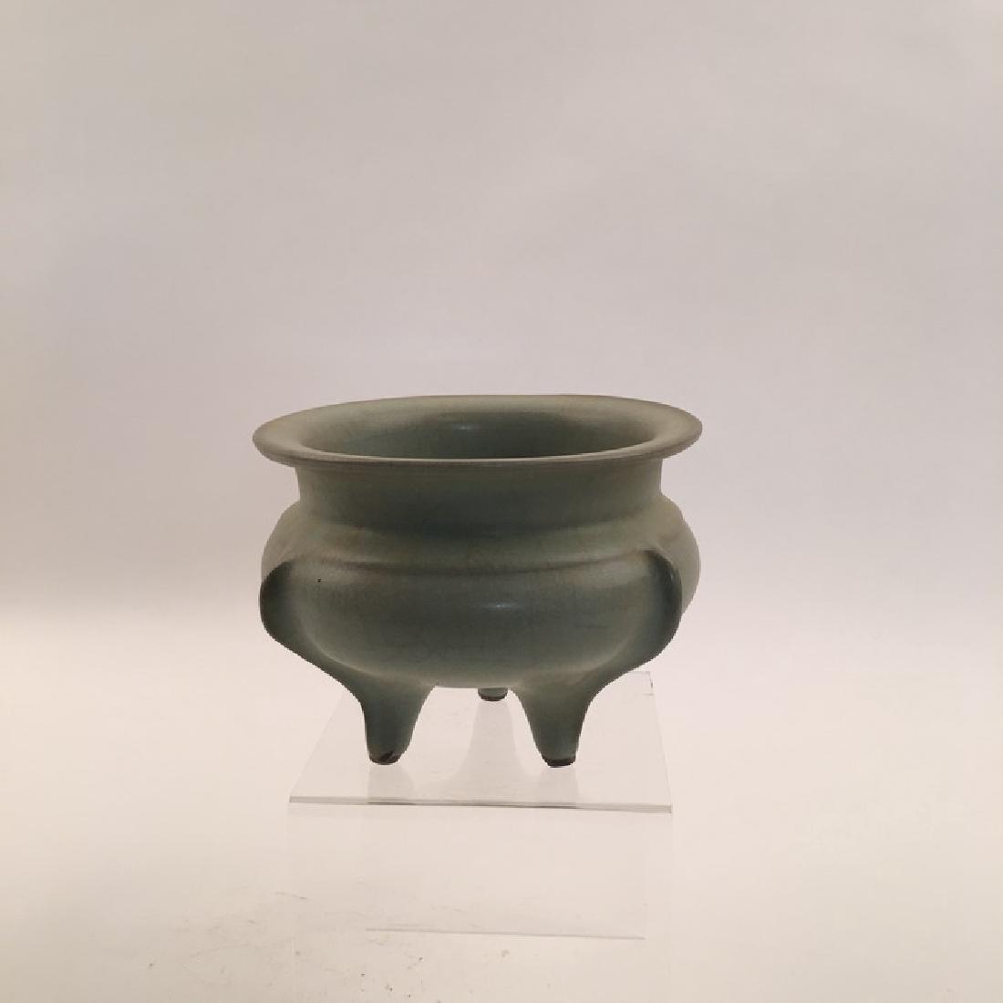 Chinese Song Celadon Censer