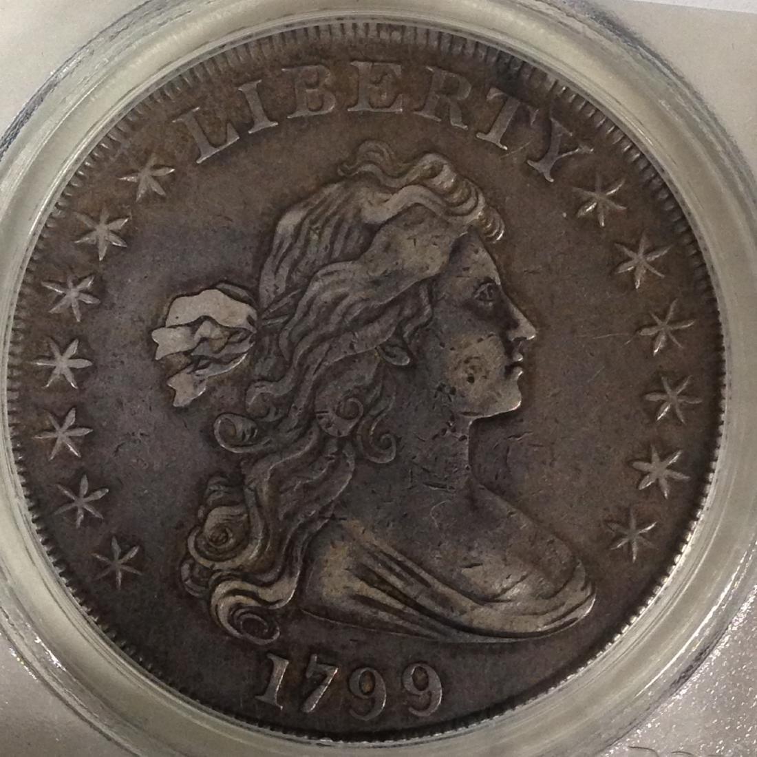 1799 S$1 PCGS XF40