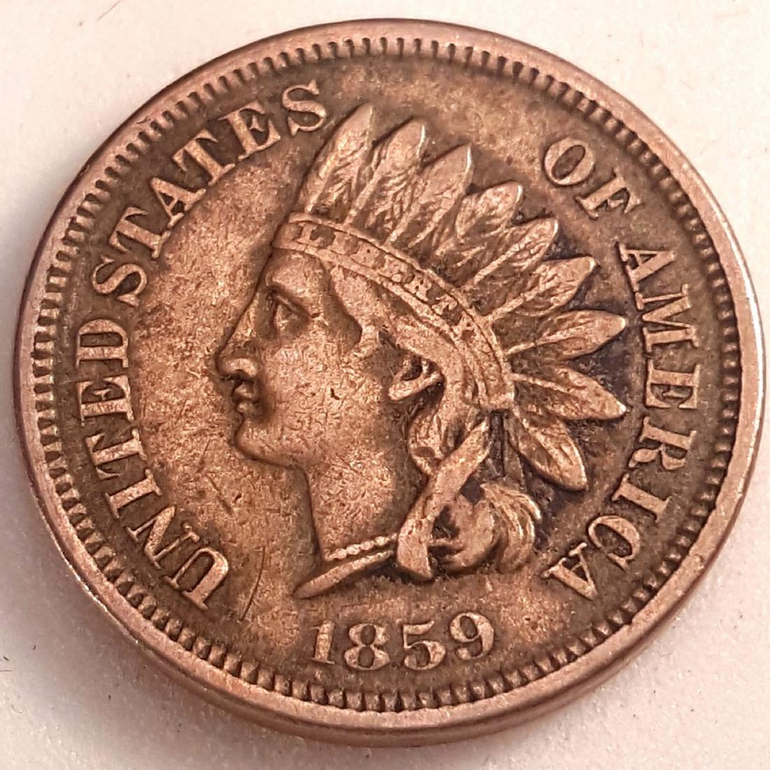 1859 1C VF