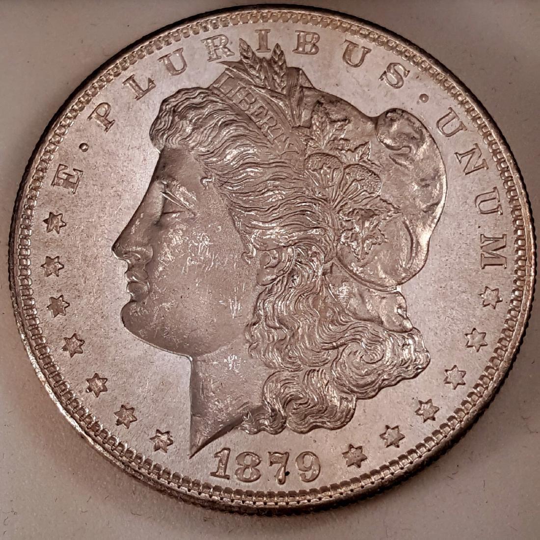 1879 -S S$1 MS65 GEM