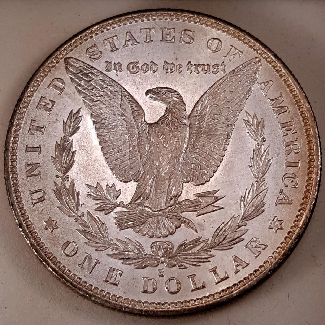 1879 -S S$1 MS65 GEM - 2