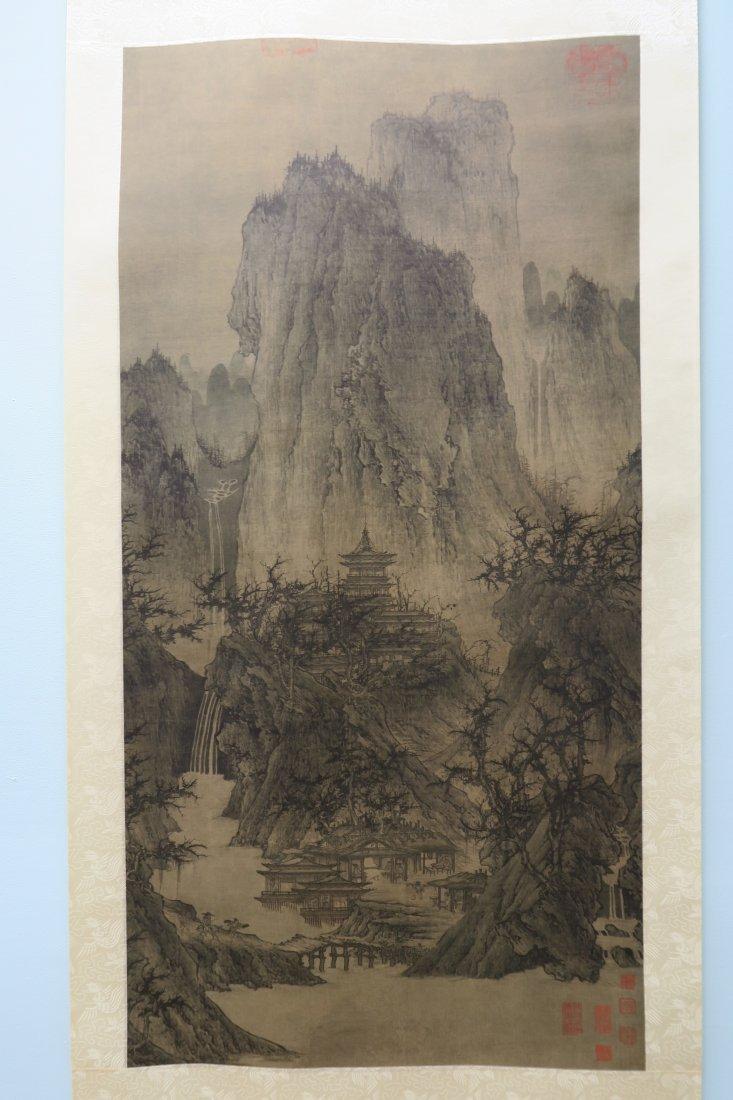 LI CHENG (919-967), LANDSCAPE
