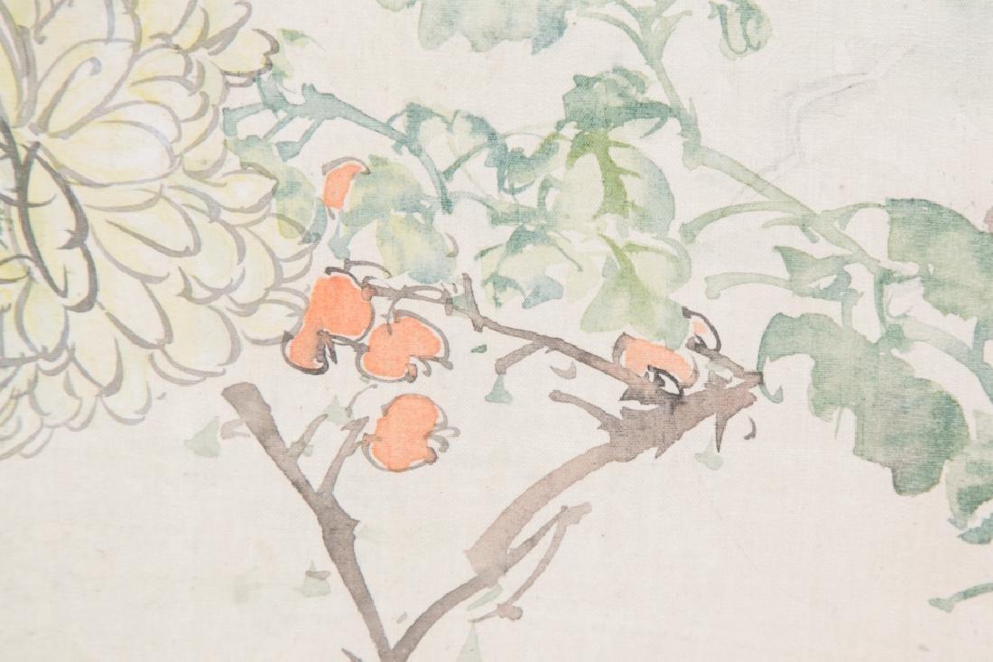 REN XUN (1835-1893), FLOWER - 3