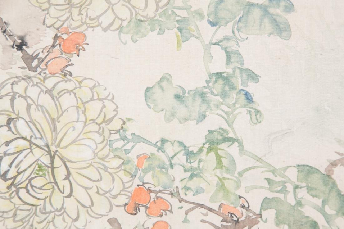 REN XUN (1835-1893), FLOWER - 5