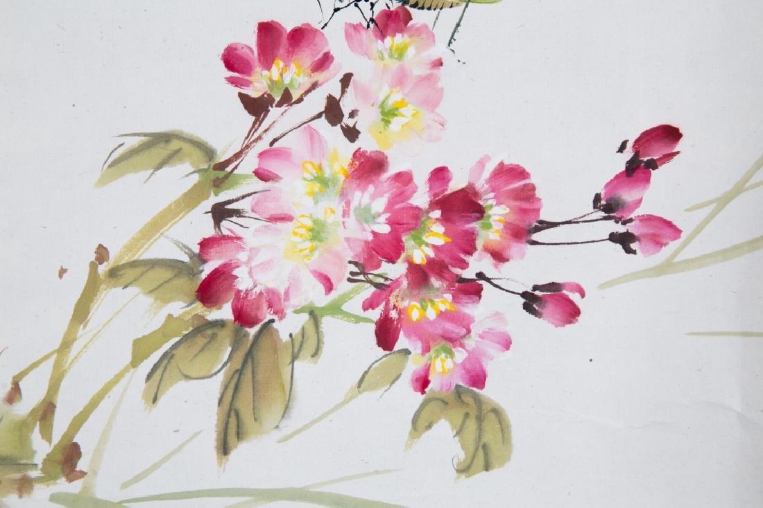 LIU ZIGU (1901-1986), BIRDS AND FLOWERS - 3