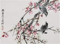 CHINESE PAINTING  TANG YILAN 1942   LIU YUSHEN