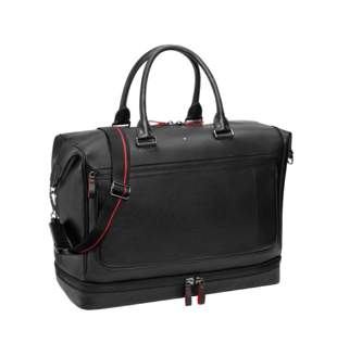 MONTBLANC LARGE URBAN RACING SPIRIT DUFFLE BAG 118712