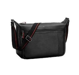 MONTBLANC URBAN RACING SPIRIT MESSENGER BAG 118710