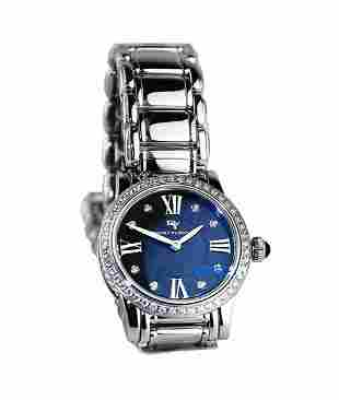 DAVID YURMAN WOMEN'S STEEL & ST. SILVER SMALL WATCH