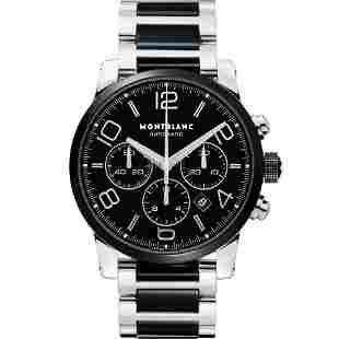 Montblanc Timewalker Chronograph Watch 103094