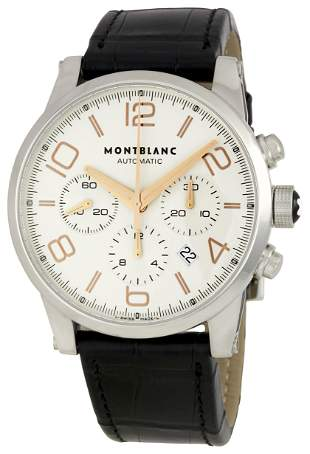 Montblanc Men's 101549 Timewalker Chronograph Watch