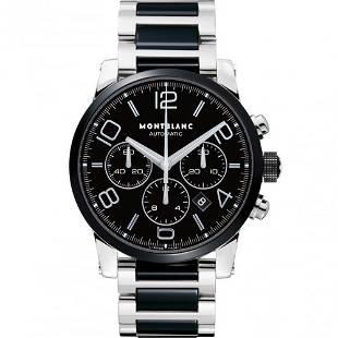 Montblanc Timewalker Chronograph Watch 103094