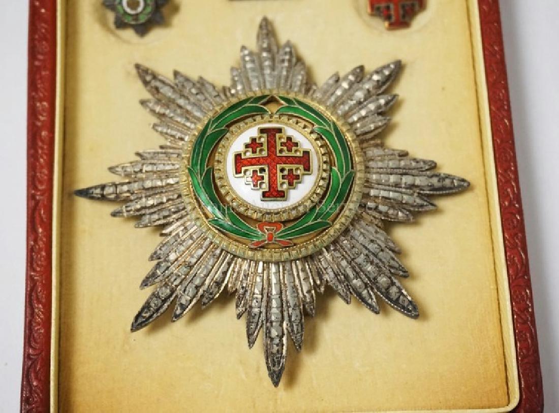 EQUESTRIAN ORDER OF THE HOLY SEPULCHRE OR JERUSALEM - 2