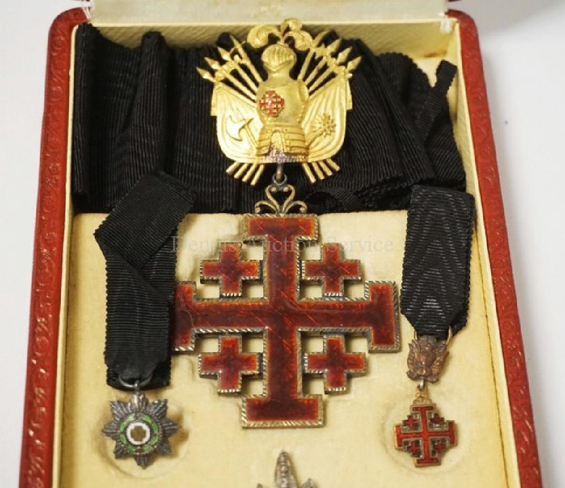 EQUESTRIAN ORDER OF THE HOLY SEPULCHRE OR JERUSALEM - 3