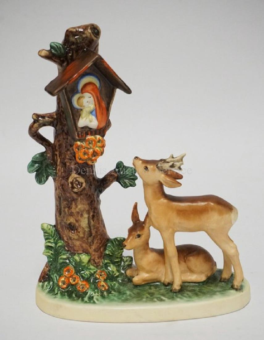 HUMMEL #183 *FOREST SHRINE* FIGURE MEASURING 9 INCHES