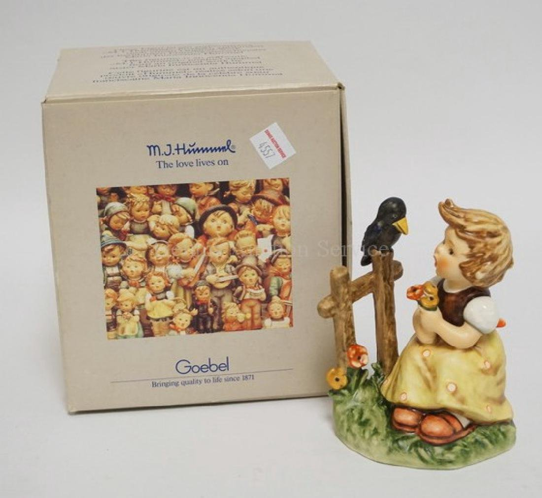 HUMMEL #405 *SING WITH ME* FIGURE MEASURING 4 7/8