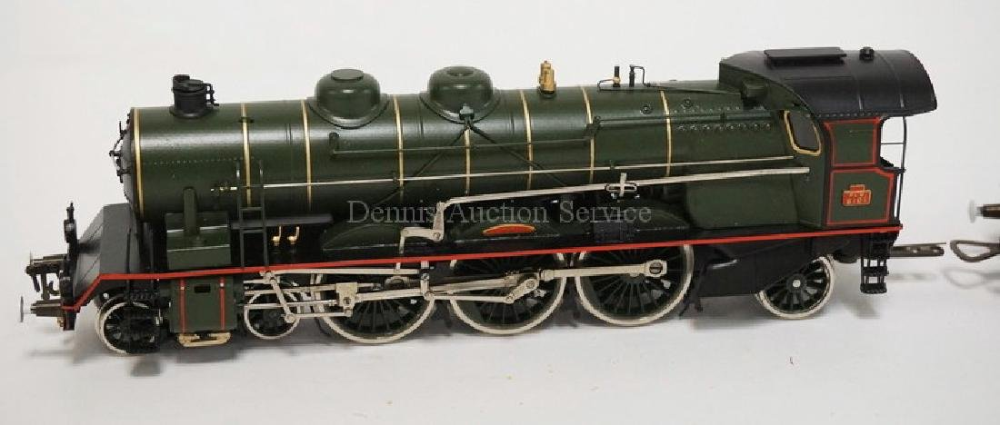 FULGUREX *P.L.M. PACIFOC 6101* LOCOMOTIVE & TENDER WITH - 2