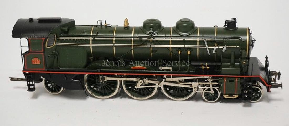 FULGUREX *P.L.M. PACIFOC 6101* LOCOMOTIVE & TENDER WITH - 4