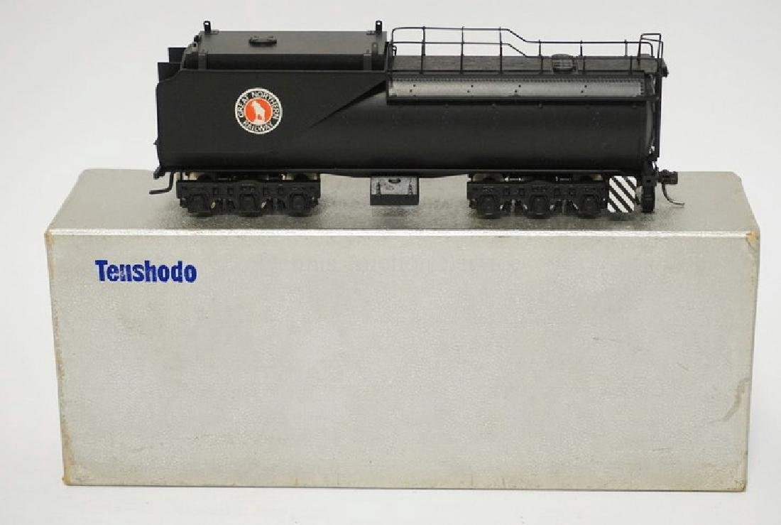 TENSHODO PACIFIC FAST MAIL TENDER FOR GN 2-8-8-2.