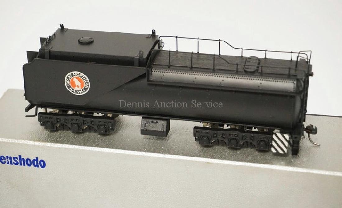 TENSHODO PACIFIC FAST MAIL TENDER FOR GN 2-8-8-2. - 2