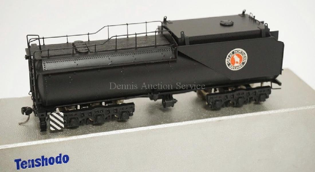 TENSHODO PACIFIC FAST MAIL TENDER FOR GN 2-8-8-2. - 3