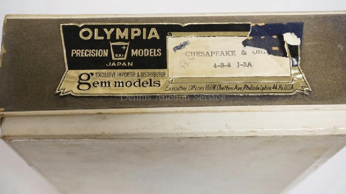 OLYMPIA - GEM MODELS CHESAPEAKE & OHIO 4-8-4 J3-A HO - 7