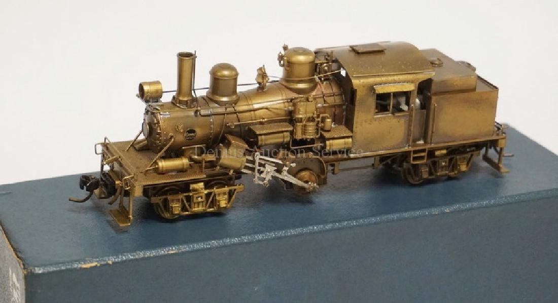 PFM UNITED HO SCALE BRASS *LOGGING CLIMAX CLASS C* - 3