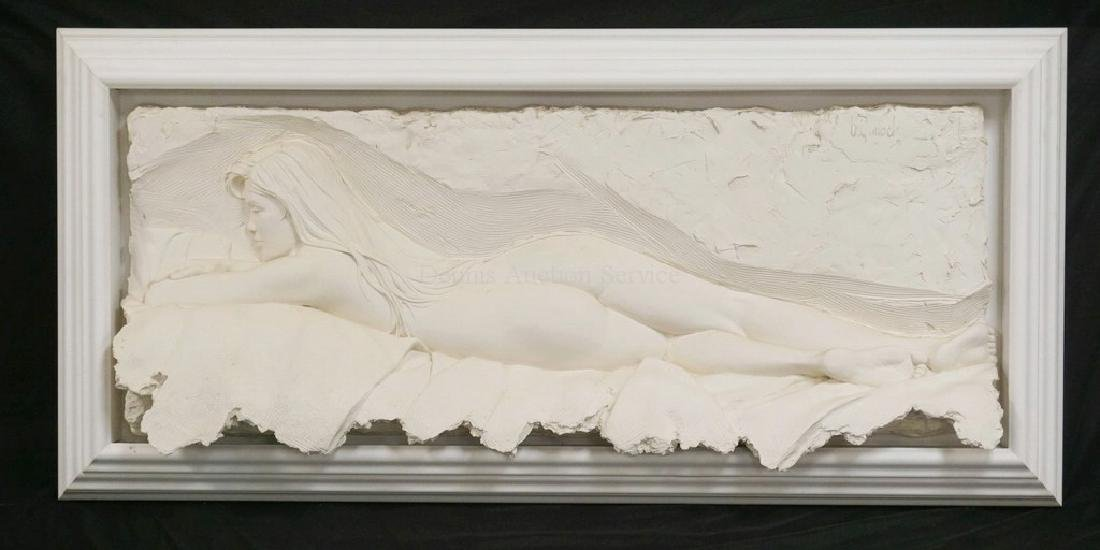 *BILL MACK* VERY LARGE AND EXCEPTIONAL WALL SCULPTURE