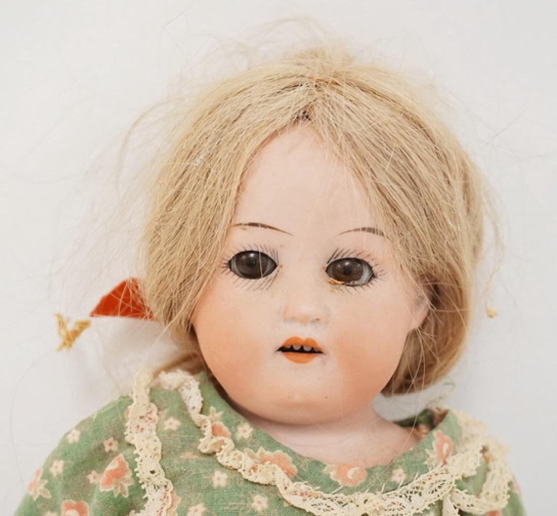 ANTIQUE HEUBACH BISQUE HEADED DOLL. 275 111/0. 15 - 3
