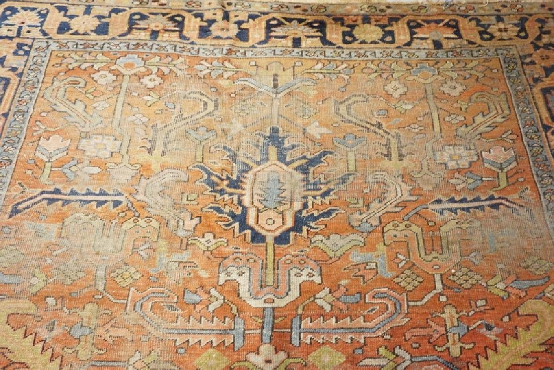 ROOM SIZE ORIENTAL RUG MEASURING 8 FT 7 INCHES X 10 FT - 3