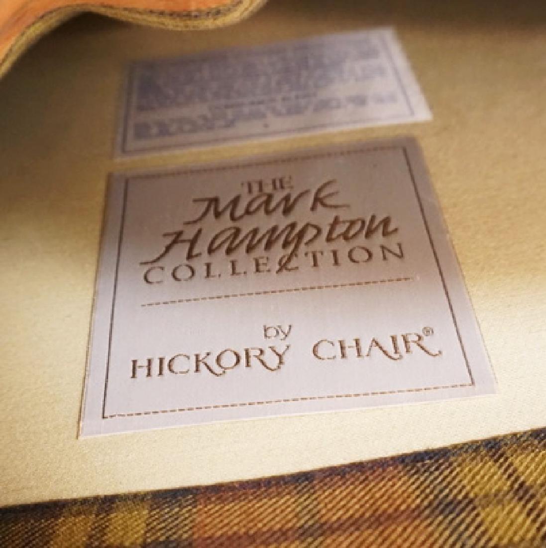 MARK HAMPTON BY HICKORY CHAIR UPHOLSTERED LOUNGE CHAIR - 3