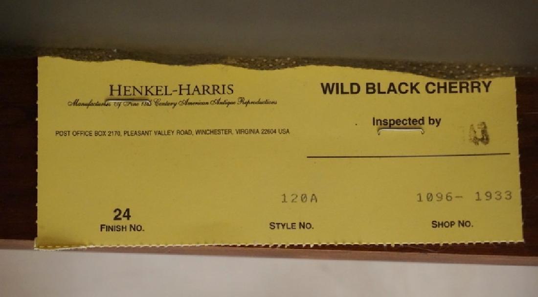 SET OF 10 HENKEL HARRIS VIRGINIA GALLERIES BALL&CLAW - 6