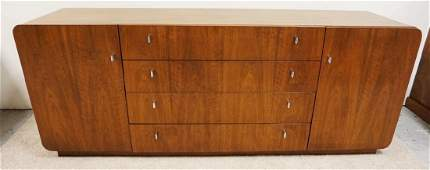 MILO BAUGHMAN FOR FOUNDERS MID CENTURY MODERN CREDENZA.