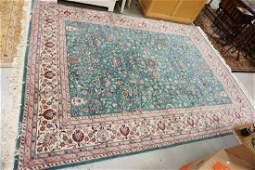 HAND WOVEN ORIENTAL RUG MEASURING 11 FT 10 INCHES X 10