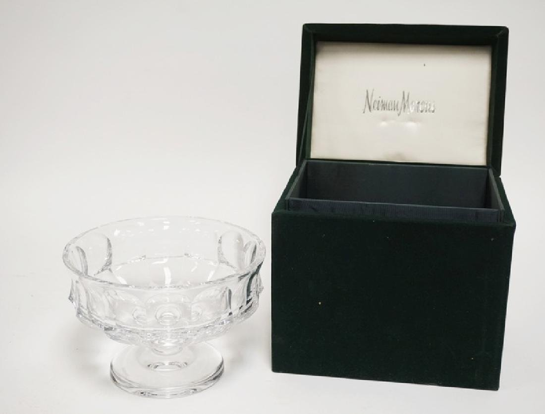 NACHTMANN CRYSTAL COMPOTE