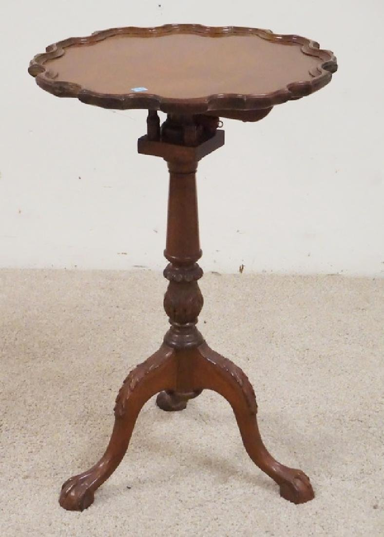 TILT TOP CANDLE STAND