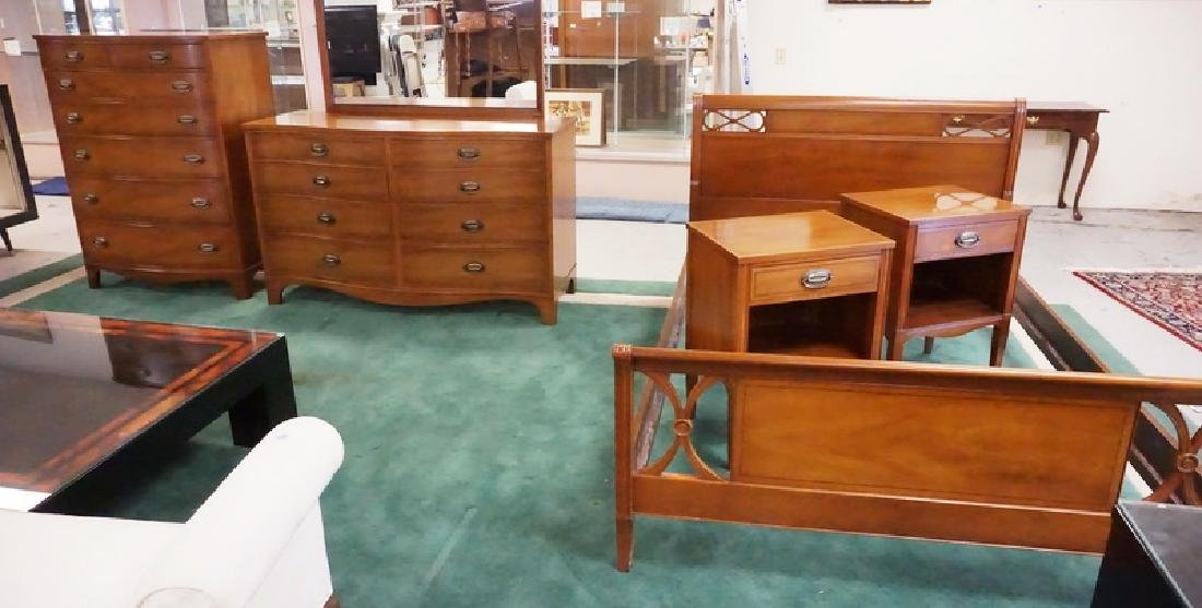HENREDON BEDROOM SET