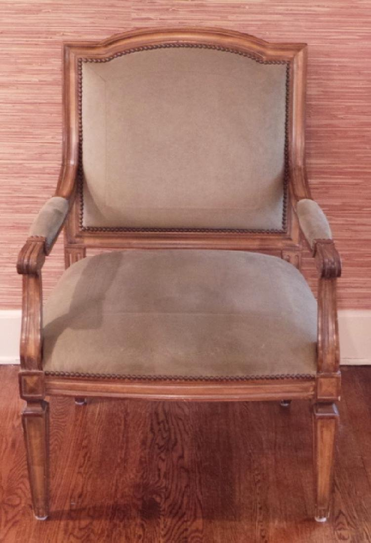 UPHOLSTERED ARMCCHAIR
