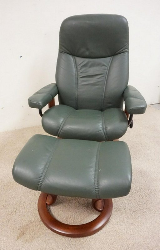 Excellent Ekornes Stressless Recliner And Ottoman Ocoug Best Dining Table And Chair Ideas Images Ocougorg
