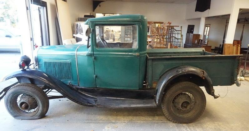 FORD 1930  MODEL A PICKUP TRUCK