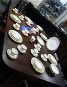 2170 ROYAL DOULTON BELMONT DINNERWARE SET 64 PC