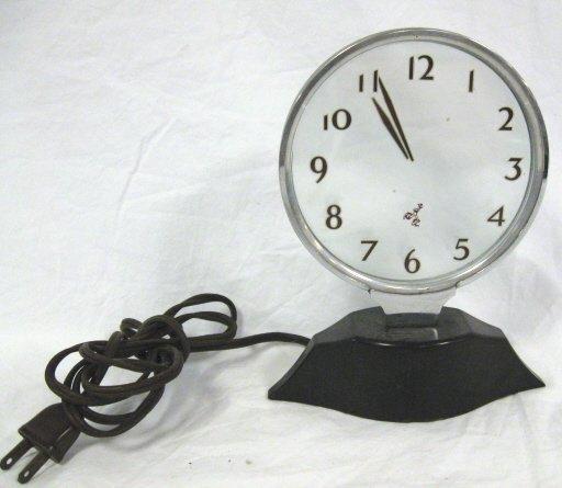 2024: CLOCK; REX COLE INC MODEL 5A SERIAL #718940 CLOCK