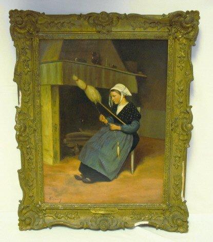 2349: O/CBY BERNARDUS JOHANNES BLOMMERS (1845-1914)