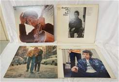 BOB DYLAN LOT OF 4 ALBUMS