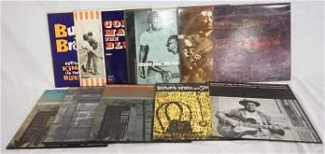 LOT OF 11 BLUES ALBUMS