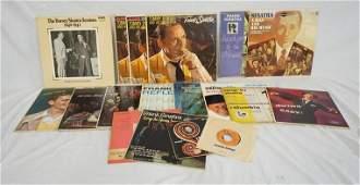 LOT OF FRANK SINATRA ALBUMS & BOXSET